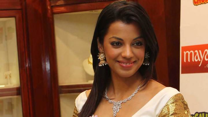 Mugdha Godse Launches Swarna Mangal Shagun Jewellery